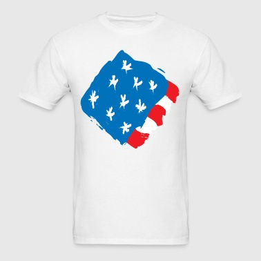 Flag of America - Men's T-Shirt