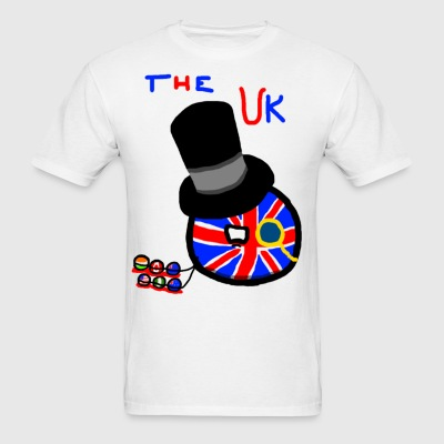 UKBall - Men's T-Shirt