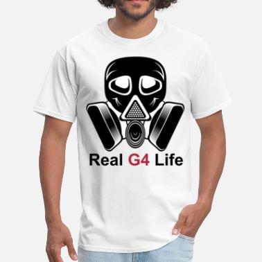 Nengo Flow Real G4 Life! - Men's T-Shirt