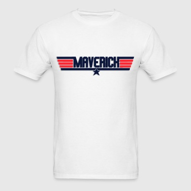 Maverick (1) - Men's T-Shirt