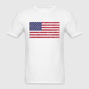 American Flag Shirt Pride  - Men's T-Shirt