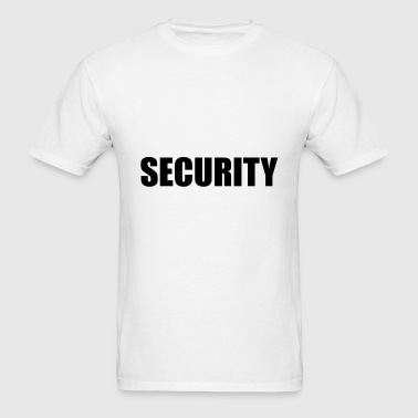 Security Concert Event Co - Men's T-Shirt