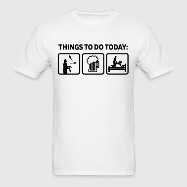 Juggling Plan For Today - Men's T-Shirt