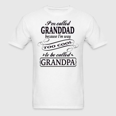 Granddad - Men's T-Shirt