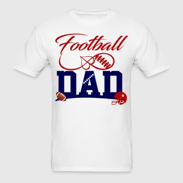 Football Dad - Men's T-Shirt