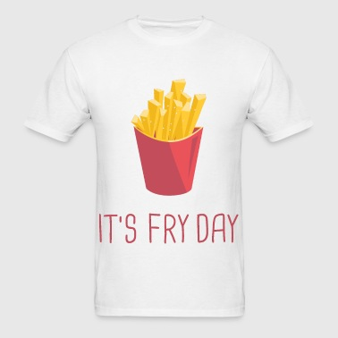 Fry day - Men's T-Shirt
