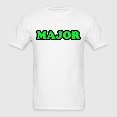 MAJOR  - Men's T-Shirt