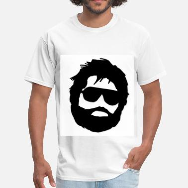 Zack Zack Galifianakis Tee - Men's T-Shirt