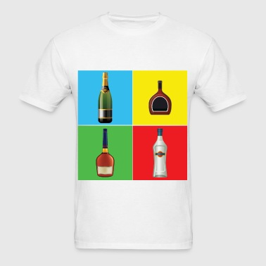 liquor - Men's T-Shirt