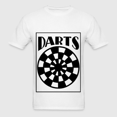 Darts - Men's T-Shirt