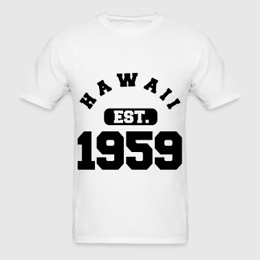 HAWAII PRIDE 1.png - Men's T-Shirt