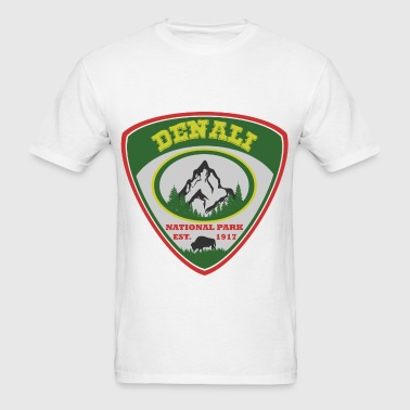 denali 1917.png - Men's T-Shirt