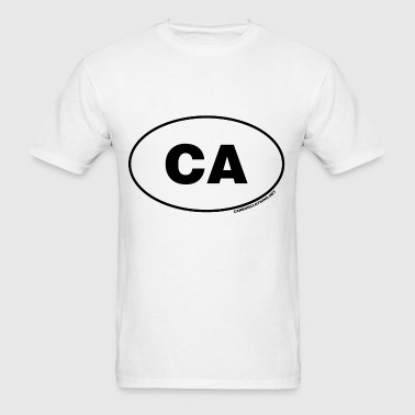 CA California - Men's T-Shirt