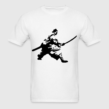 Samurai Sword - Men's T-Shirt