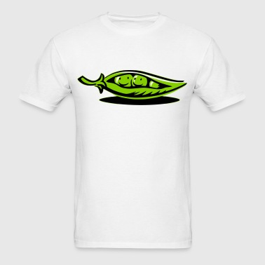 Two Peas In A Pod - Men's T-Shirt
