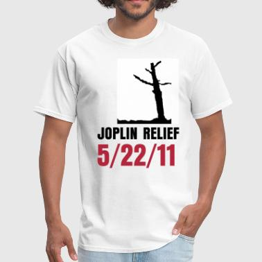 Joplin Relief - Men's T-Shirt