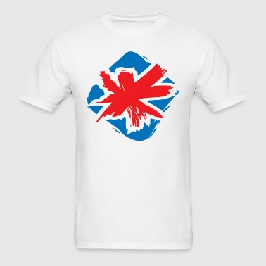 Flag of Britain - Men's T-Shirt