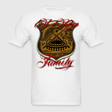 I Rep Family anycolor - Men's T-Shirt