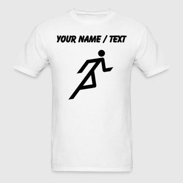 Your name or text - Men's T-Shirt