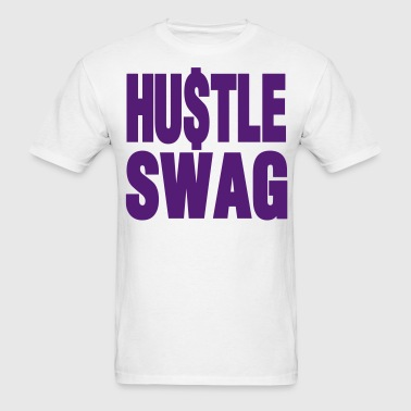 HUSTLE SWAG - Men's T-Shirt