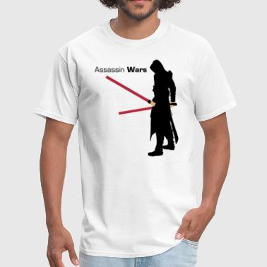 High Quality Darth Vader Ezio Lightsabers - Men's T-Shirt