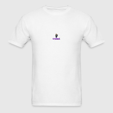 Crooked_shirt_design - Men's T-Shirt