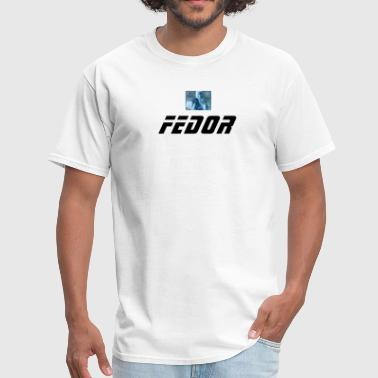 Fedor - White Lightweight T-Shirt - Men's T-Shirt