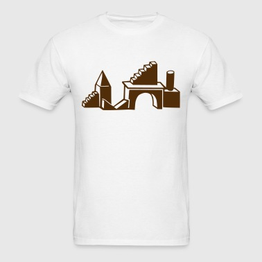 Building Blocks 1c - Men's T-Shirt