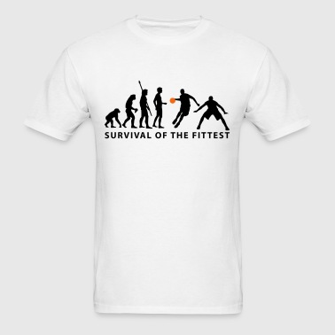 evolution_basketball_072011_j_2c - Men's T-Shirt