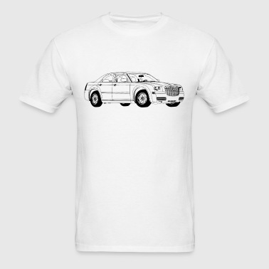 Chrysler 300c Sedan - Men's T-Shirt