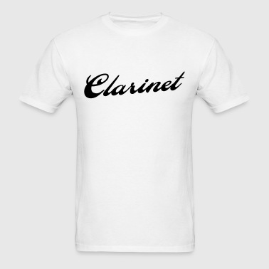 clarinet - Men's T-Shirt