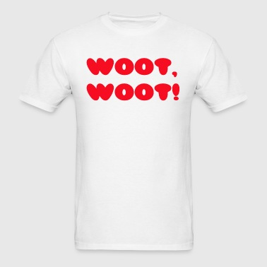 woot, woot - Men's T-Shirt