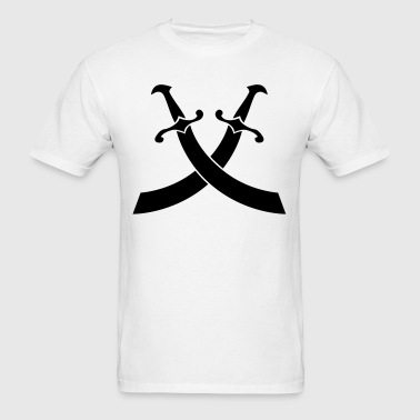 Swords 1c - Men's T-Shirt
