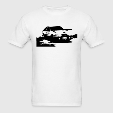 ae86 tofu - Men's T-Shirt
