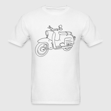 Scooter - Men's T-Shirt