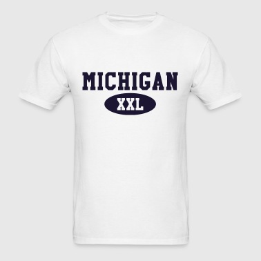 Michigan XXL - Men's T-Shirt