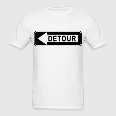 Detour - Men's T-Shirt