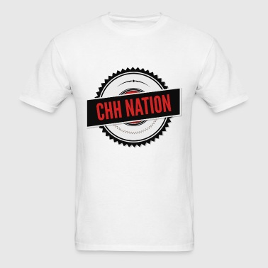 CHH Nation Logo - Men's T-Shirt