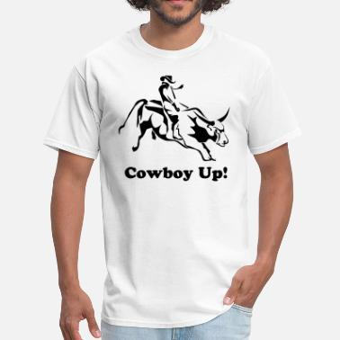 Pbr Bull Riding 1 - Men's T-Shirt