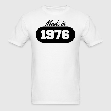 Made in 1976 - Men's T-Shirt