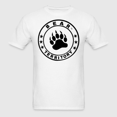 BEAR TERRITORY - Men's T-Shirt