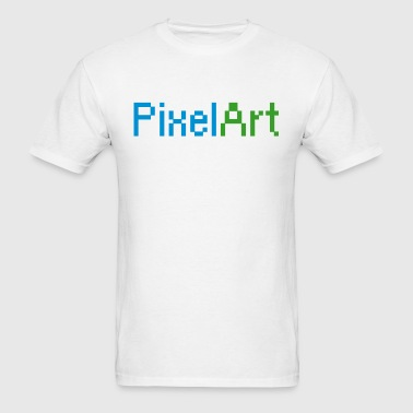 PixelArt - Men's T-Shirt