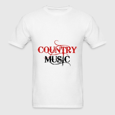 Country Music ! - Men's T-Shirt