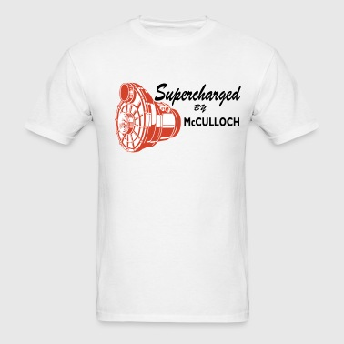 Supercharged - Men's T-Shirt