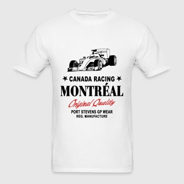 Montreal Formula One - Men's T-Shirt