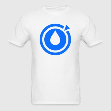 Shop dubstep logo t shirts online spreadshirt liquid dubstep music logo men39s thecheapjerseys Images