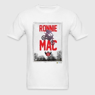 Ronnie Mac Graphic - Men's T-Shirt