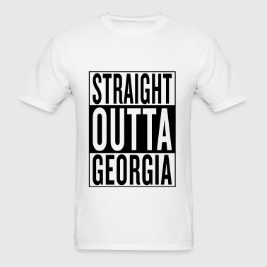 Georgia - Men's T-Shirt
