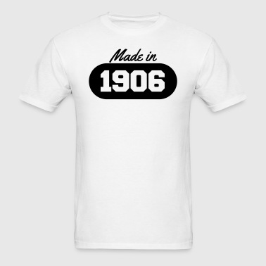 Made in 1906 - Men's T-Shirt