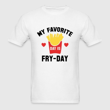 Fry-Day - Men's T-Shirt